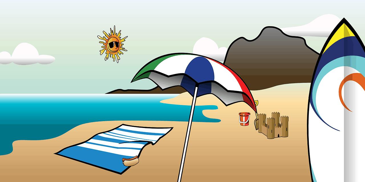 חופשה בים