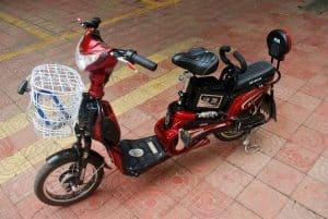 אופנוע קטן